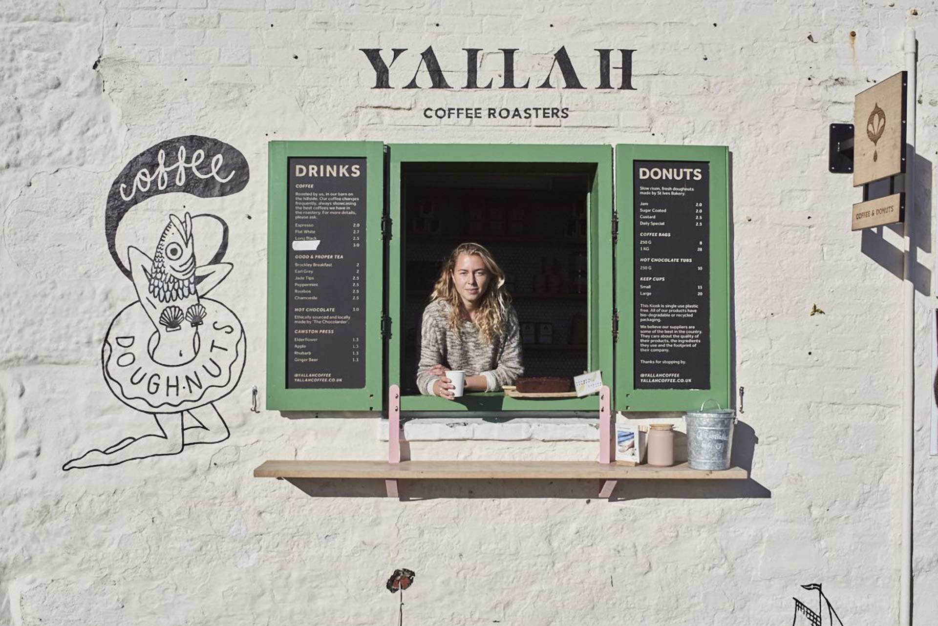 yallah coffee roasters