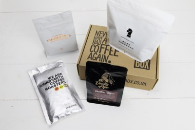 Indy Coffee Box