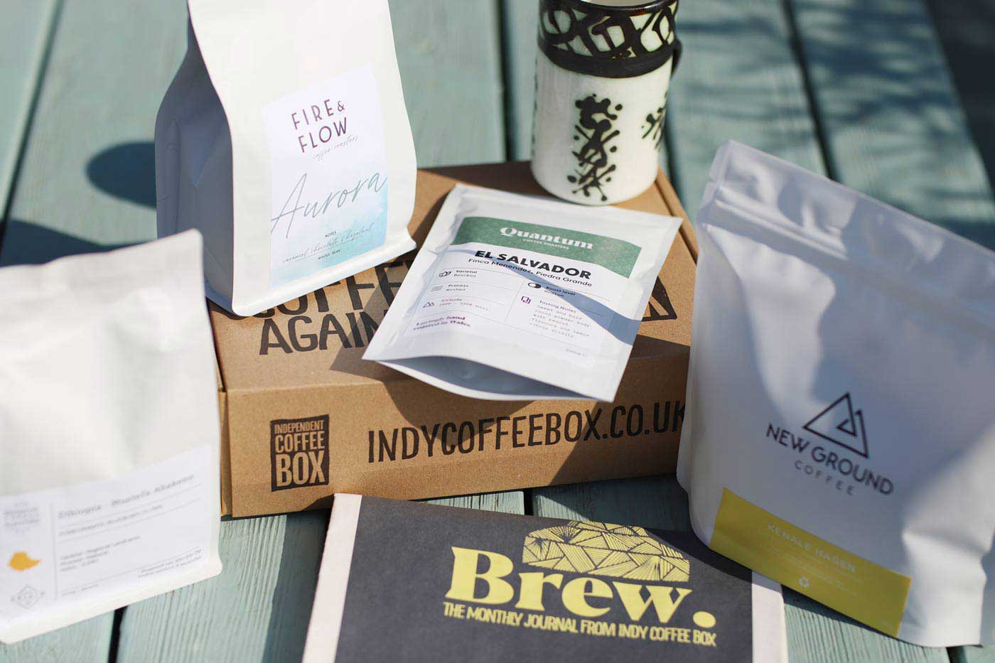 Indy Coffee Box April