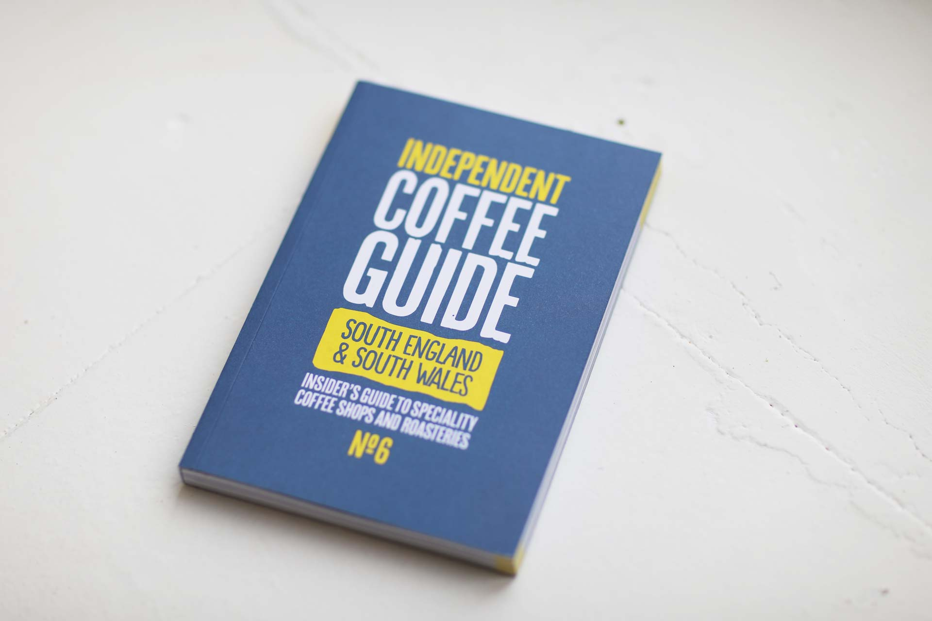South England and South Wales Indy Coffee Guide No6