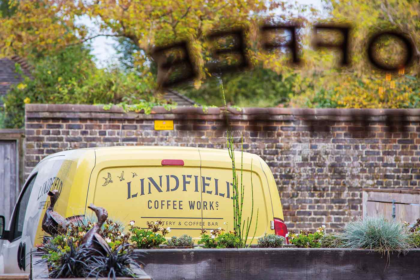 Lindfield Coffee Works, West Sussex